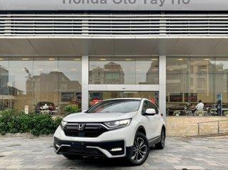 Siêu khuyến mại Honda CRV 2021 giảm 100 triệu tiền mặt, phụ kiện, Hồng Nhung