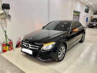 Cần bán Mercedes C200 sản xuất 2016, odo 40000 km, km chuẩn bao check toàn quốc