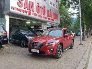 Sàn ô tô Hà Nội bán Mazda CX5 2.5 sx 2017, màu đỏ xe tư nhân chính chủ
