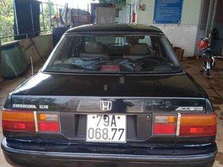 Bán ô tô Honda Accord 1987, màu đen, nhập khẩu