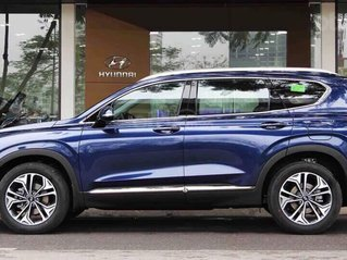 Hyundai Santa FE 2021 giảm giá sâu, tặng phụ kiện đắt tiền