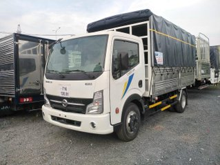 Bán gấp xe tải 3 tấn 5 thùng 4m3 đời 2019, trả trước 70 triệu còn ngân hàng góp tiếp