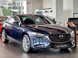 Mazda Bình Triệu - New Mazda 6 giá tốt nhiều màu + phiên bản giao xe ngay