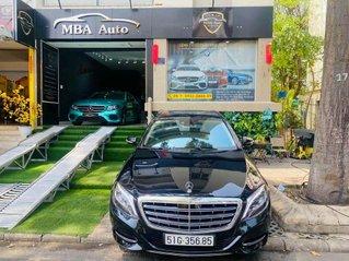 Cần bán Mercedes S400 năm 2017, màu đen giá cạnh tranh