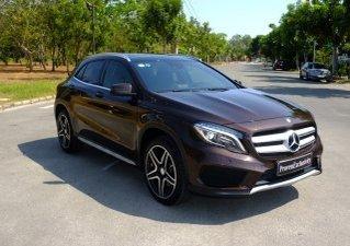 Chính chủ bán Mercedes GLA 250, nhập khẩu, tự động, biển Hà Nội siêu mới