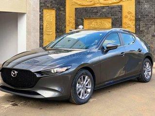 Mazda Bình Triệu - New Mazda 3 Luxury màu xám, giá tốt, giao xe ngay