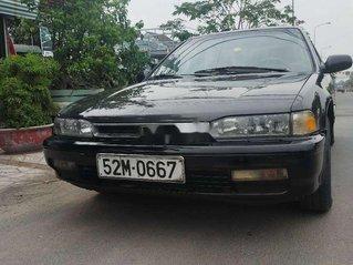Xe Honda Accord sản xuất 1990, màu đen, nhập khẩu nguyên chiếc, giá tốt
