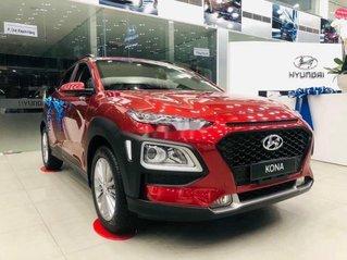 Bán ô tô Hyundai Kona đời 2021, màu đỏ, nhập khẩu