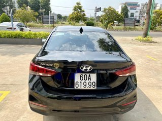 Xe Hyundai Accent 2019, màu đen còn mới