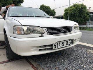 Cần bán lại xe Toyota Corolla sản xuất 1997, màu trắng, nhập khẩu nguyên chiếc