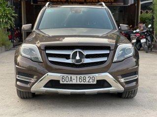 Bán xe Mercedes GLK Class đời 2014, màu nâu