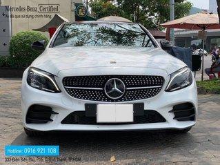 Bán Mercedes C300 sản xuất năm 2021, màu trắng còn mới