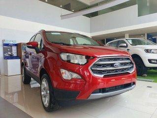 Bán ô tô Ford EcoSport đời 2021, màu đỏ, xe nhập, giá tốt