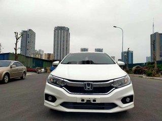 Cần bán xe Honda City Top đời 2018, màu trắng, giá chỉ 521 triệu