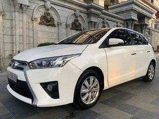 Xe Toyota Yaris đời 2015, màu trắng, nhập khẩu Thái Lan