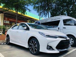 Corolla Altis 1.8 G 2021 mẫu mới giao ngay - tặng 2 năm bảo hiểm thân xe xe năm 2021
