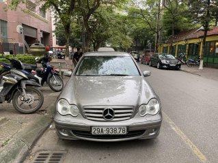Hà Nội, bán xe Mercedes C180 đời 2004, 205 triệu