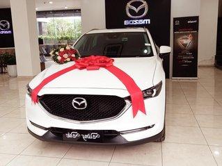 Mazda Nguyễn Trãi - Giá Mazda CX5 2021, hỗ trợ lãi suất thấp, ưu đãi lên tới 30tr - Có sẵn giao ngay