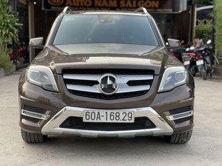 Cần bán Mercedes GLK Class đời 2014, màu nâu số tự động