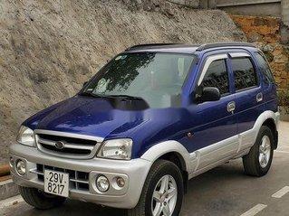 Cần bán lại xe Daihatsu Terios năm 2004, màu xanh lam chính chủ, 155 triệu