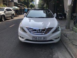 Bán Hyundai Sonata đời 2012, màu trắng, xe nhập, giá chỉ 478 triệu