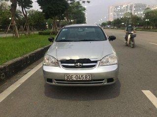 Xe Daewoo Lacetti sản xuất 2008, màu bạc chính chủ