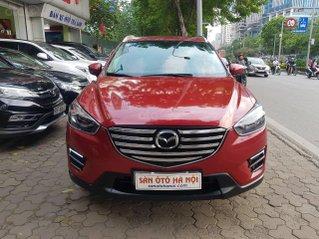 Mazda CX5 2.5 2017 màu đỏ chứng tỏ dân chơi