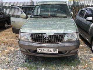 Cần bán Toyota Zace 2003, nhập khẩu giá cạnh tranh