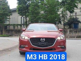 Xe Mazda 3 sản xuất 2018, màu đỏ, 610 triệu