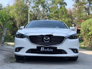 Bán Mazda 6 năm sản xuất 2019, màu trắng, nhập khẩu nguyên chiếc