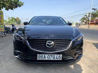 Bán ô tô Mazda 6 2.0 Premium đời 2018, màu đen, giá tốt