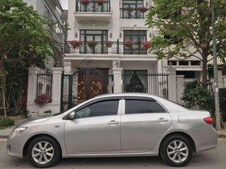 Xe Toyota Corolla sản xuất năm 2011, màu bạc, nhập khẩu