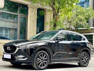 Mazda CX-5 2.5 AT 2 cầu màu đen, sx 2018 biển Hà Nội