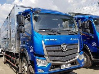 Xe tải Auman 10 tấn thùng 7.4m vay góp 75%