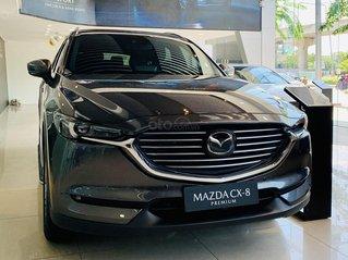 [Mazda Thảo Điền] new Mazda CX8 - ưu đãi lên đến 70tr - tặng gói nâng cấp trị giá 50tr - hỗ trợ trả góp đến 80% - 90%