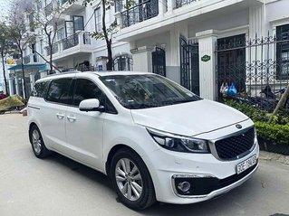 Cần bán xe Kia Sedona 3.3 Premium năm 2016, màu trắng, giá 735tr