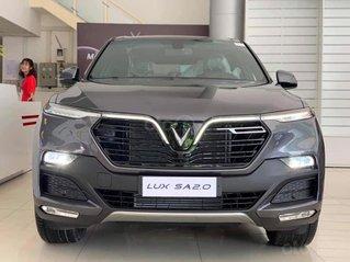 Đức Anh Vinfast cần bán Vinfast Lux SA 2.0L màu xám giao ngay, xem xe Gò Vấp