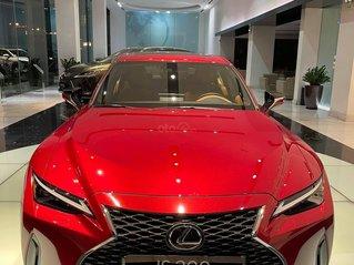 [Siêu ưu đãi] Lexus IS300 new 2021 giá cực hấp dẫn, đủ màu, giao xe ngay, hỗ trợ vay 80% giá trị xe