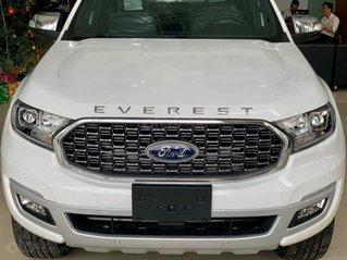 Ford Everest 2021 đủ màu giao ngay, giao xe toàn quốc, hỗ trợ vay ngân hàng 80% giá xe bao đậu hồ sơ
