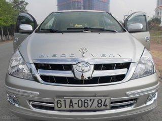 Toyota Innova bản cao cấp G 2007, mới nhất miền Nam, không đối thủ, rin 100%