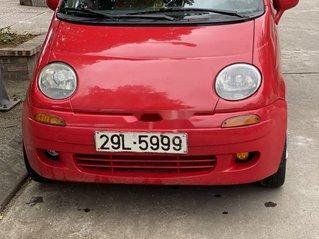 Cần bán xe Daewoo Matiz 2001, màu đỏ, 65tr