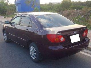 Bán Toyota Corolla Altis năm sản xuất 2002, màu đỏ còn mới