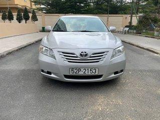 Bán Toyota Camry LE 2.4 sản xuất 2008, màu bạc, nhập khẩu chính chủ, giá chỉ 540 triệu