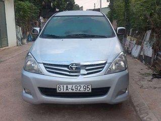 Bán Toyota Innova sản xuất 2009, màu bạc, giá tốt