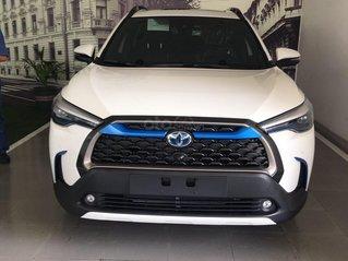Toyota Cross 1.8 HV 2021 xe nhập Thái, giao ngay tháng 5