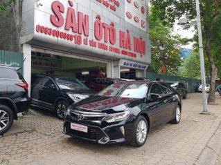 Bán Camry 2.0E màu đen sản xuất sx 2018, xe tư nhân chính chủ