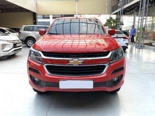 Bán Chevrolet Trailblazer 2.5MT sản xuất 2018, nhập Thái, biển TP, đi 38000km, có trả góp