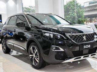 Bán Peugeot 5008 sx 2021, khuyến mại lên đến 80 triệu kèm nhiều quà tặng hấp dẫn