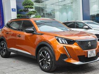 Bán xe Peugeot 2008 2021, hỗ trợ lái thử tại nhà, vay tối đa 80%, kèm nhiều quà tặng đặc biệt