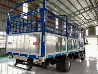 Xe tải 8 tấn Mitsubishi Fuso FI170 thùng dài 6,1m, tặng 100% lệ phí trước bạ, trả trước 220 triệu tại Bình Dương